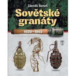 Beneš Zdeněk: Sovětské granáty v období 1920–1945