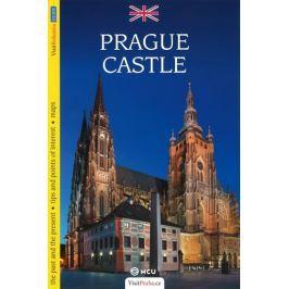 Kubík Viktor: Pražský hrad - průvodce/anglicky