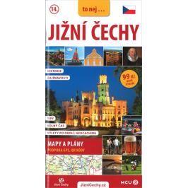 Eliášek Jan: Jižní Čechy - kapesní průvodce/česky