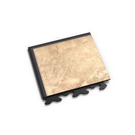 Fortelock Béžový vinylový rohový nájezd