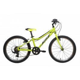 Amulet  Tomcat 20 2017 zelené dětské kolo,
