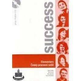 Riley David: Success Elementary Český pracovní sešit + Audio CD