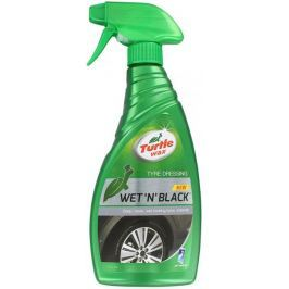 Turtle Wax Sprej na pneumatiky, Wet´N´Black, 500 ml