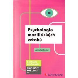 Willerton Julia: Psychologie mezilidských vztahů