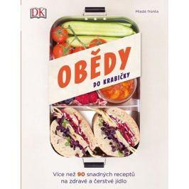 Obědy do krabičky - Více než 90 snadných receptů na zdravé a čerstvé jídlo