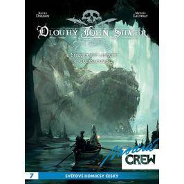 Dorison Xavier: Modrá CREW 7 - Dlouhý John Silver 3+4