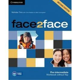 Tims Nicholas: face2face 2nd Edition Pre-intermediate: Workbook without Key