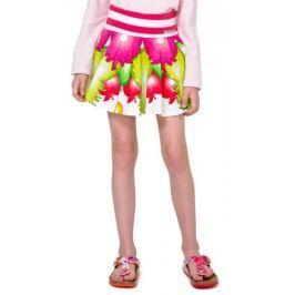 Desigual dívčí sukně Tanganament 116 vícebarevná