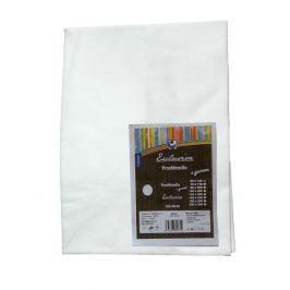 COSING Bavlněné prostěradlo 60x120cm, bílá