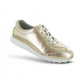 Duca del Cosma Olbia Skyflex Ladies Golf Shoes zlatá 38