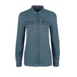 s.Oliver dámská košile 36 modrá