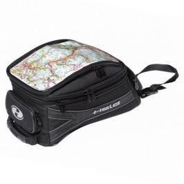 Held motocyklový Tankbag  FUN TOUR - objem 12-20l černý, Velcro systém