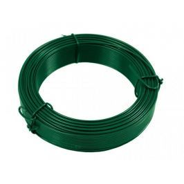 Vázací drát 2,6mm Zn+PVC - délka 25 m