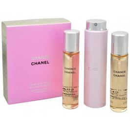 Chanel Chance - EDT (3 x 20 ml) 60 ml