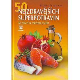 Hamann Brigitte: 50 nejzdravějších superpotravin