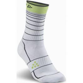 Craft Ponožky Gran Fondo Bílá 40-42