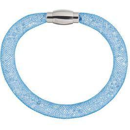 Preciosa Třpytivý náramek Scarlette modrý 7251 58