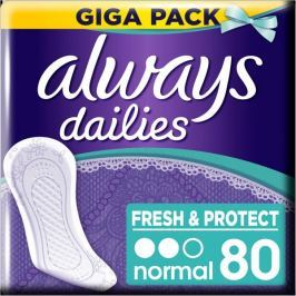 Always Fresh & Protect Normal Intimky 80 ks