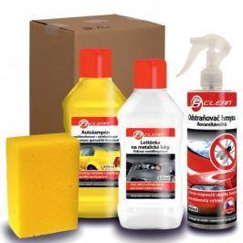 B-Clean Balíček auto péče o exteriér malá rychleschnoucí