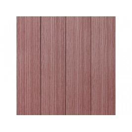 Černohnědá plotovka PILWOOD 2000×90×15 mm