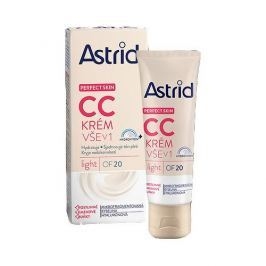 Astrid CC krém vše v 1 OF 20 light Perfect Skin 40 ml
