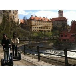 Poukaz Allegria - segway tour Českým Krumlovem