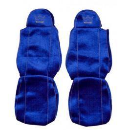 F-CORE Potahy na sedadla CS01 BD, modré