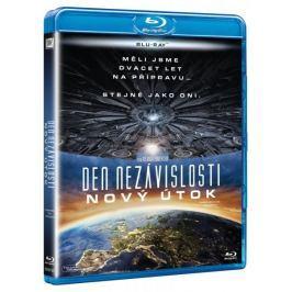 Den nezávislosti: Nový útok   - Blu-ray