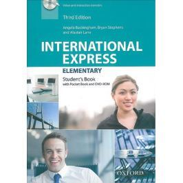 Stephens Bryan: International Express Third Ed. Elementary Student´s Book with Pocket Book and DVD-R
