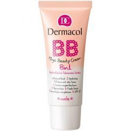 Dermacol Hydratační tónovací krém 8 v 1 BB SPF 15 (Magic Beauty Cream) 30 ml (Odstín Nude)