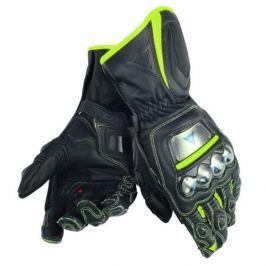 Dainese rukavice FULL METAL D1 vel.M černá/fluo žlutá (pár)