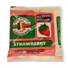 MVDE Posilovač Bio Strawberry 200 g 200 g