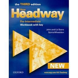 Soars John: New Headway 3rd Edition Pre-Intermediate Workbook with Key