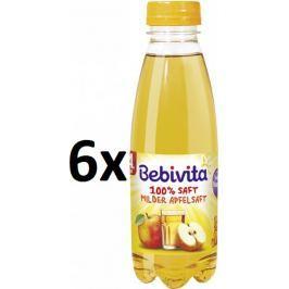 Bebivita Jablečná štáva - 6 x 0,5l