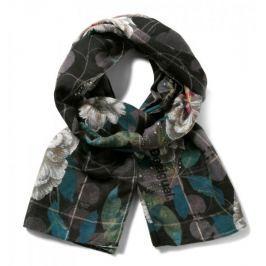 Desigual dámský černý šátek Foulard