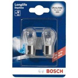 Bosch Žárovka typ P21/5W, 12V, 21/5W, Longlife Daytime