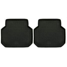POLGUM Gumové koberce, zadní, univerzální, 47,5 x 51,5 cm