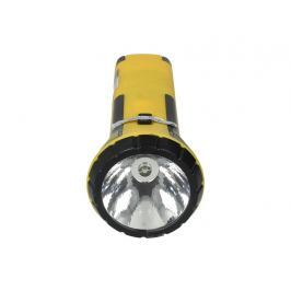 TIROSS Ruční LED svítilna, 1 LED dioda, nabíjecí