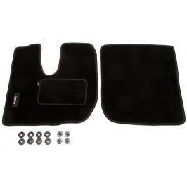 MAMMOOTH Koberce textilní, IVECO Stralis od r. 2002, černé, sada 2 ks (2x přední)