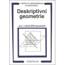 Korch: Deskriptivní geometrie I. pro 1.r. SPŠ stavební