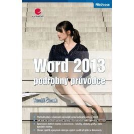 Šimek Tomáš: Word 2013 - podrobný průvodce