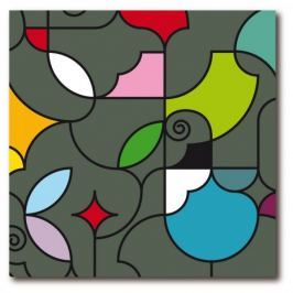 Obraz Fifty50 Garden, 50x50 cm
