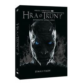 Hra o trůny / Game of Thrones - 7. série (4DVD VIVA balení)   - DVD