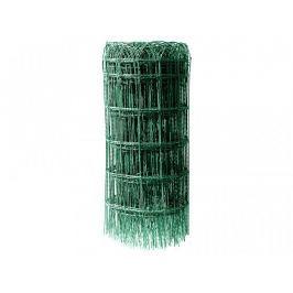 Dekorační pletivo Zn+PVC - výška 120 cm, role 25 m
