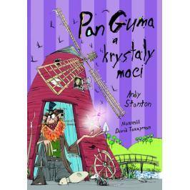 Stanton Andy: Pan Guma 4 - Pan Guma a krystaly moci