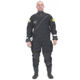 VIKING TRELLEBORG Oblek suchý VSN - přední zip bez příslušenství, Viking, EXL