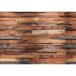 Walplus Tapeta Canadian Cabin Wall, 366 x 254 cm