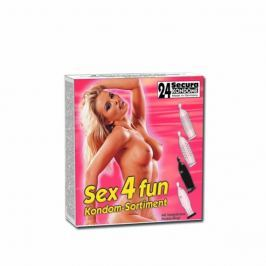 Secura Kondomy - Sex 4 fun (12ks)