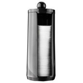 Compactor Dávkovač na vatové tampónky černý