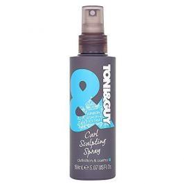 Toni&Guy Sprej pro zvýraznění vlnitých vlasů (Spray Gel For Curls) 150 ml